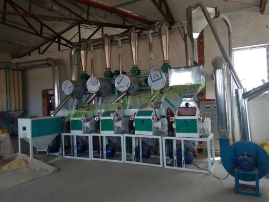 绿豆制粉设备
