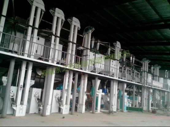 200吨玉米加工成套设备