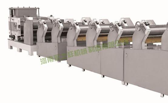 450型中低温挂面机生产线