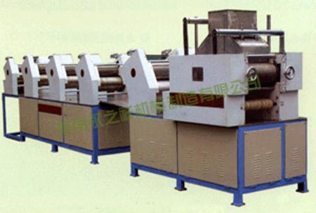 350型中低温挂面机生产线