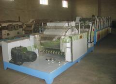750型中低温挂面机生产线