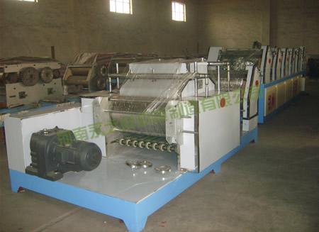 850型中低温挂面机生产线